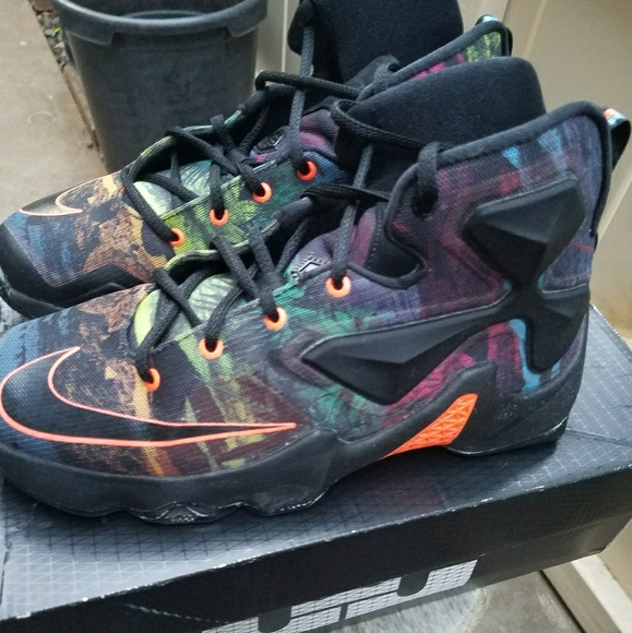 342052e8e6b9a Nike LeBron XIII Akronite Philosophy (youth). M 5b84d0c89539f7530e812e73.  Other Shoes you may like. Blue Black ...